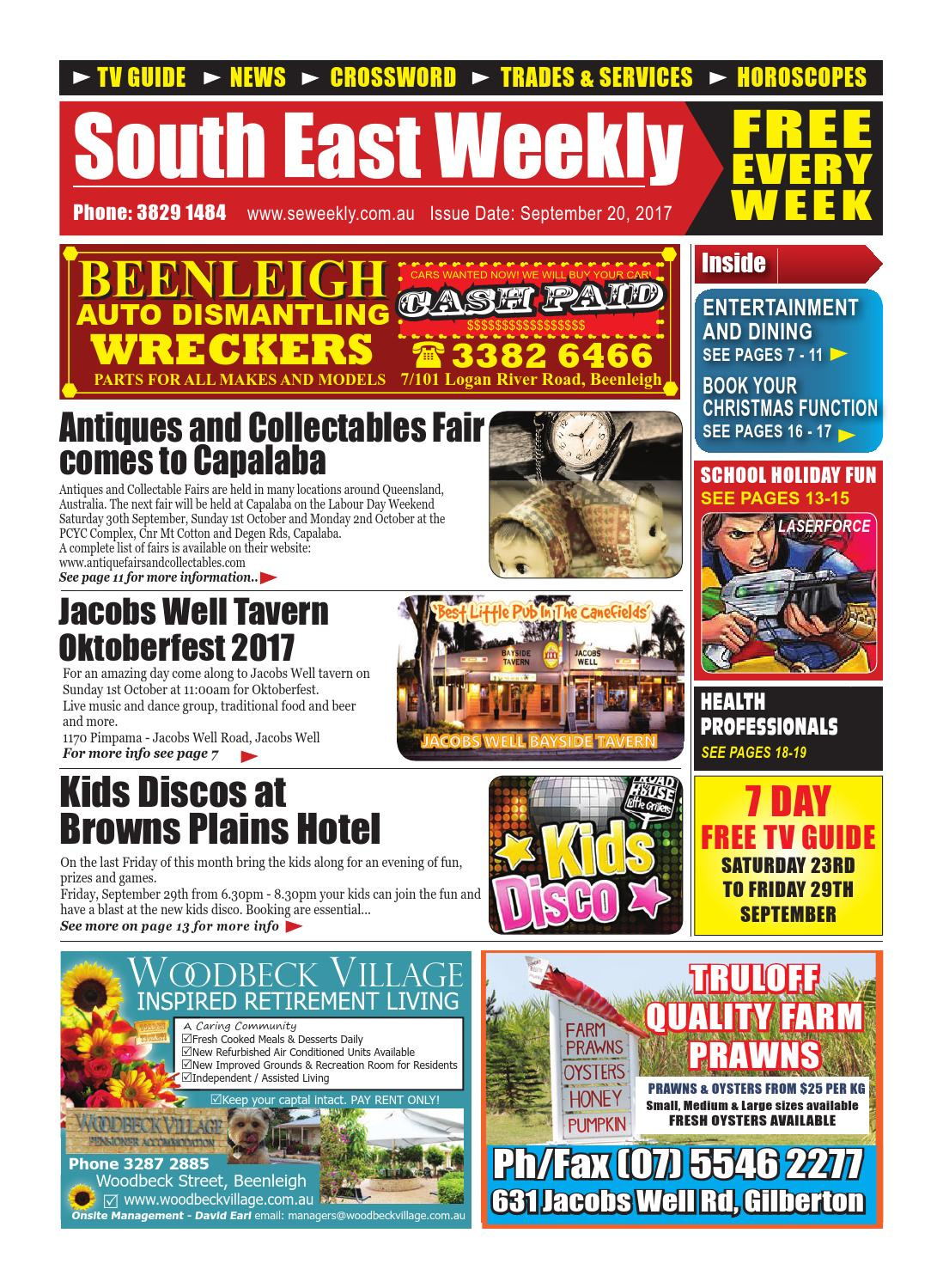 South East Weekly Magazine - September 20, ...