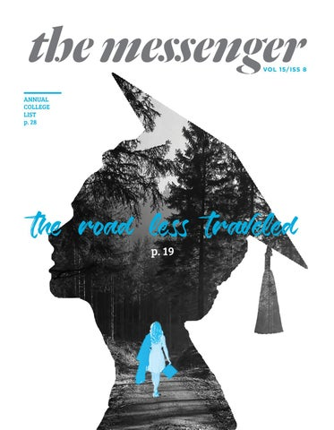 ca1e4cf2ded8 Volume 15 Issue 8 by The Messenger - issuu