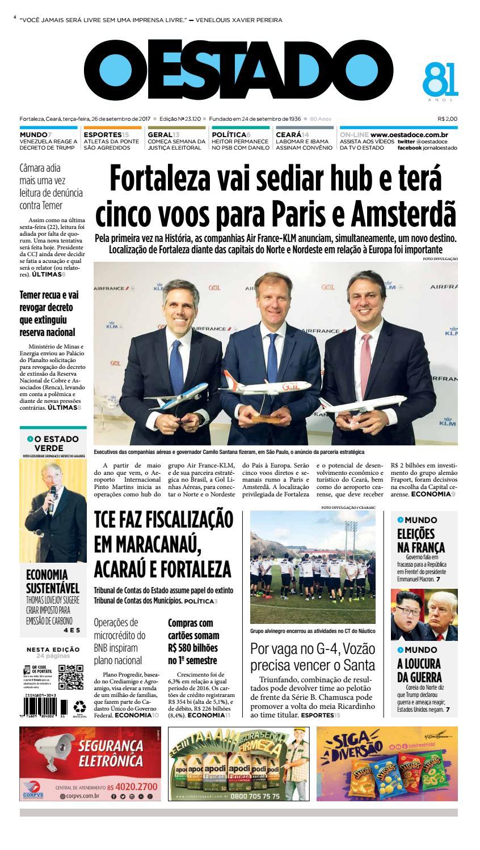 7baaf6b0b1 26 09 2017 -Edição 23119 by Jornal O Estado (Ceará) - issuu