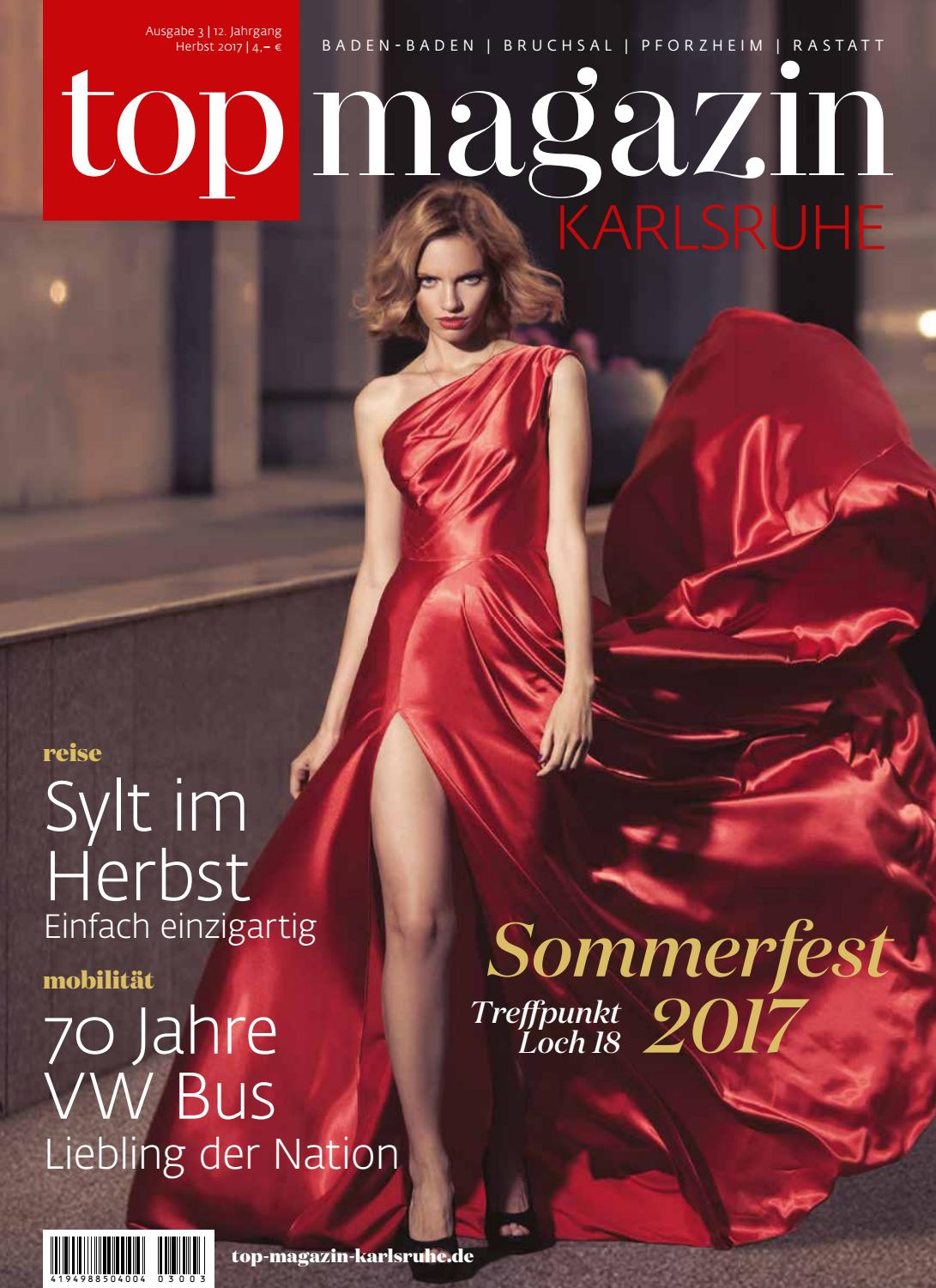 Top Magazin Karlsruhe Herbst 2017 by Top Magazin - issuu