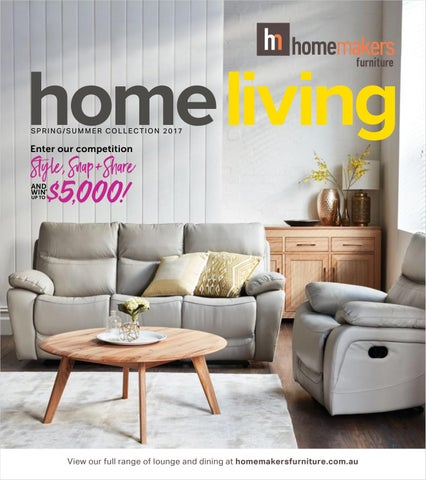 Homemakers Home Living Spring Summer 2017 Collection
