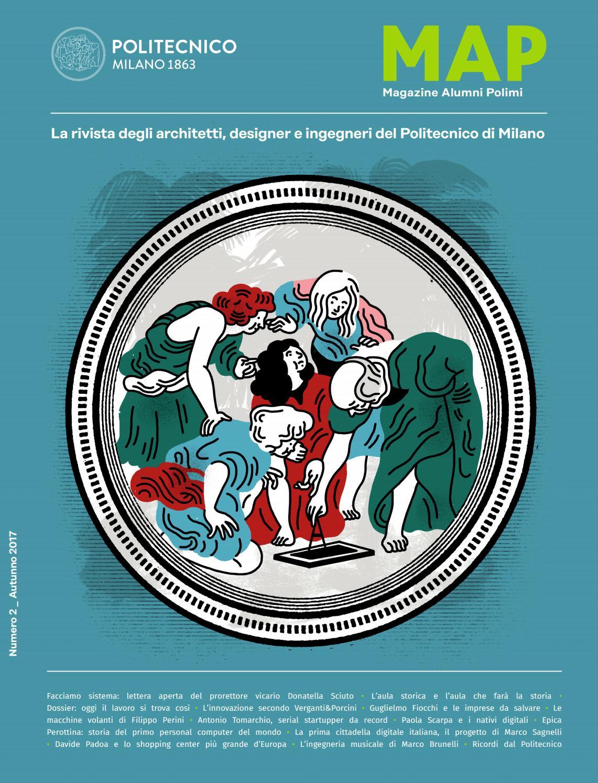 MAP - Magazine Alumni Politecnico di Milano  2 by Alumni Politecnico di  Milano - issuu 831f30f0793