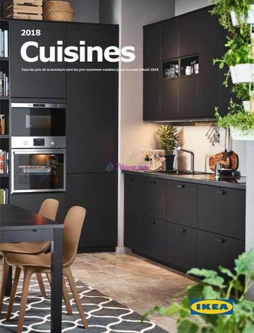 Cuisine Ikea Maroc Ar 2019 By Lecatalogue Issuu