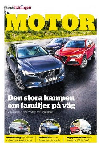 Skruvade matare ocksa i svensksalda bilar