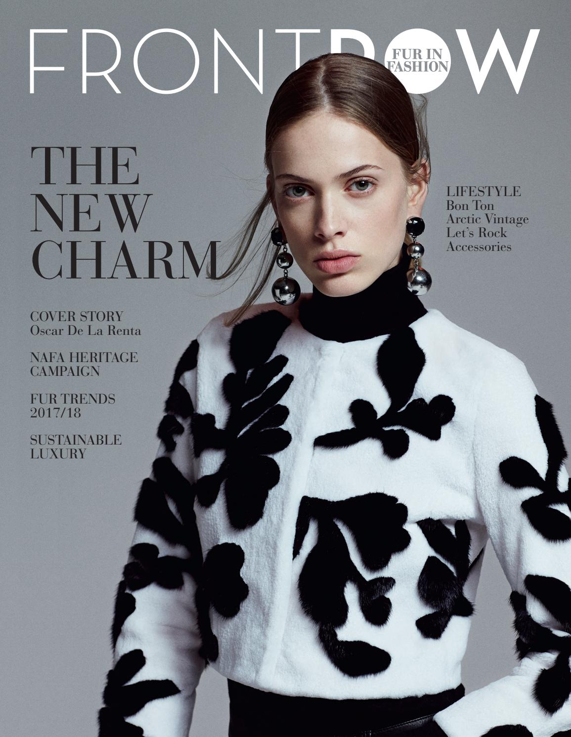 FrontROW fur in fashion by FRONTROW FUR IN FASHION issuu