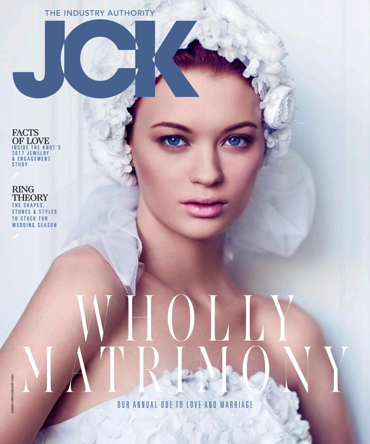 JCK 2017 Bridal by JCK Magazine - issuu
