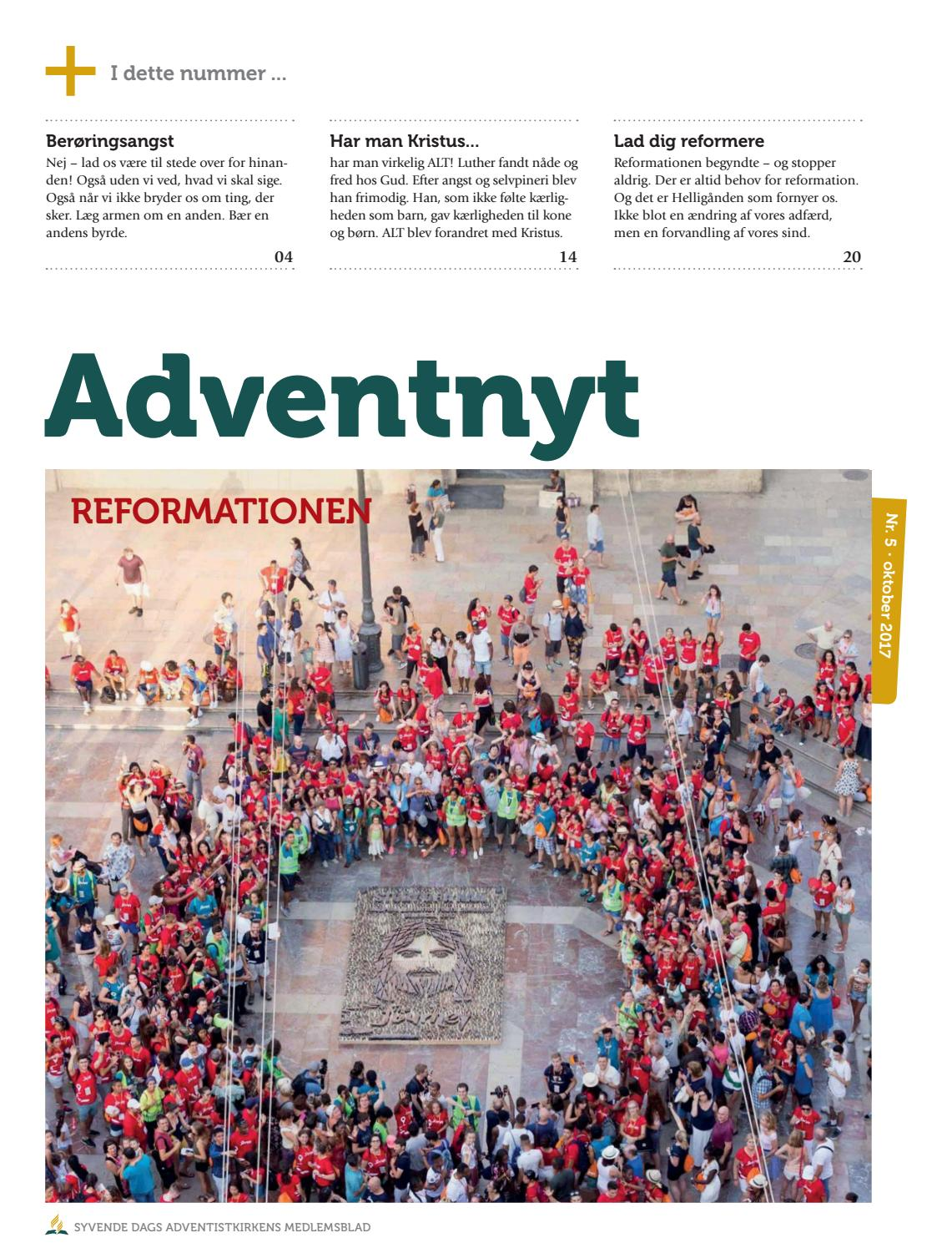 3c4bb0cf145 2017-05 Adventnyt by Adventistkirken - issuu