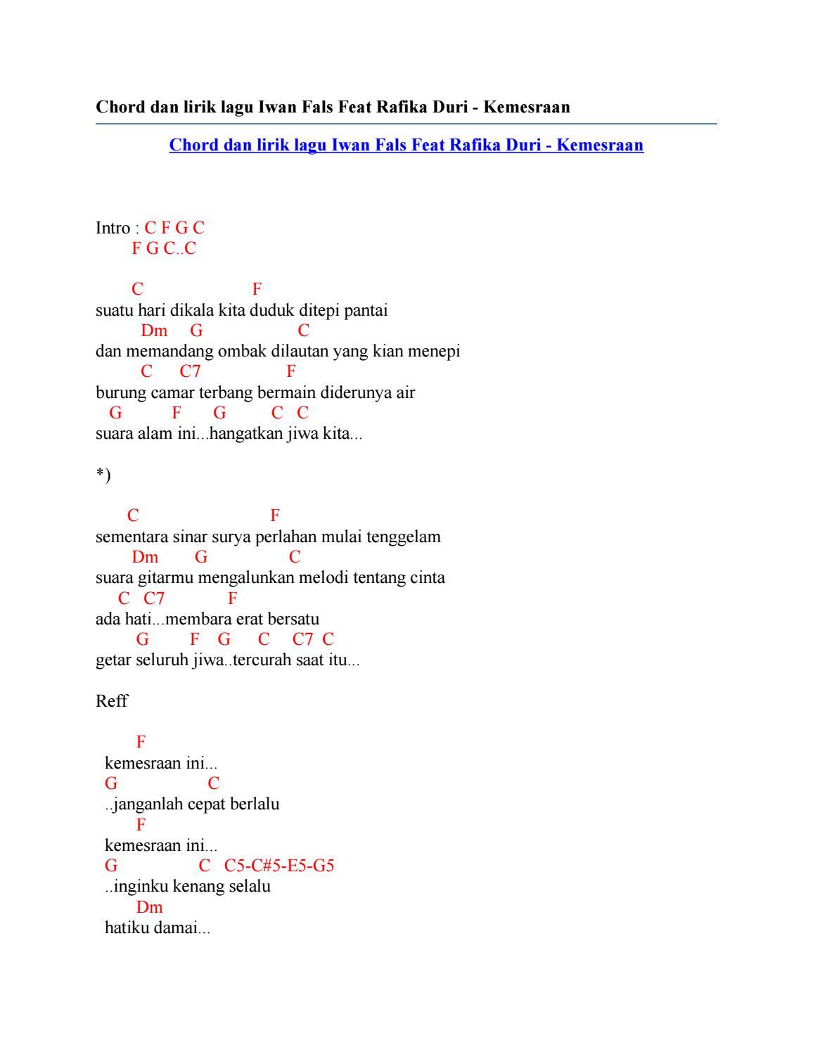 Chord Dan Lirik Lagu Iwan Fals 22 Januari Lengkap Lirik Lagu Dan Kunci Gitar Bang Iwan Fals