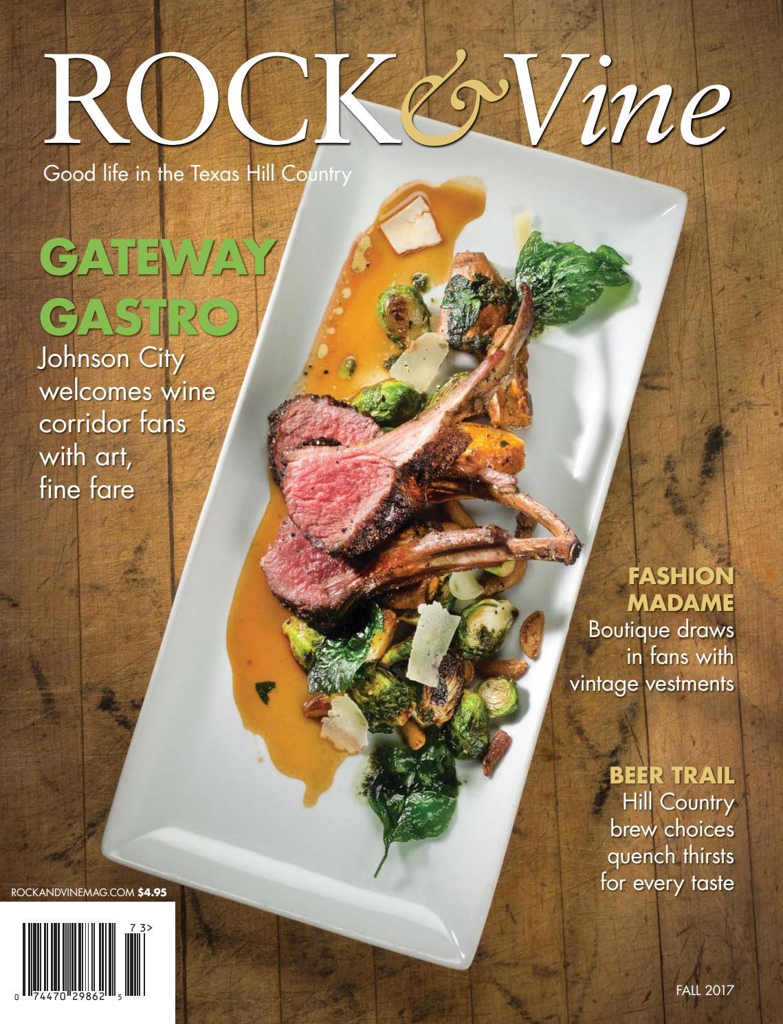 Rock & Vine by Digital Publisher issuu