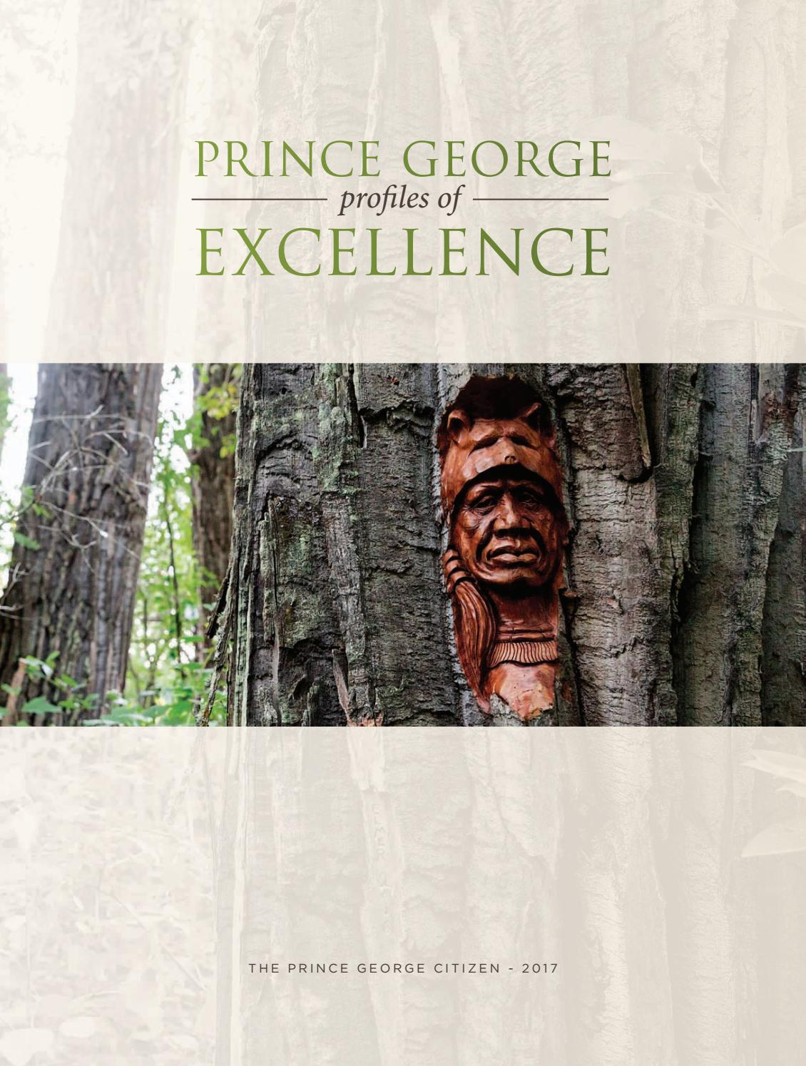Profiles of Excellence 2017 by Prince