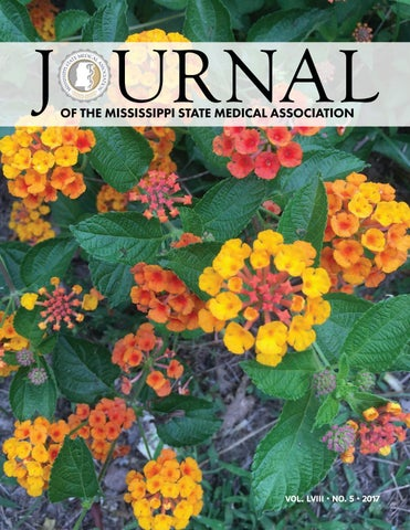 Vol Lviii No 5 2017 By Journal Msma Issuu