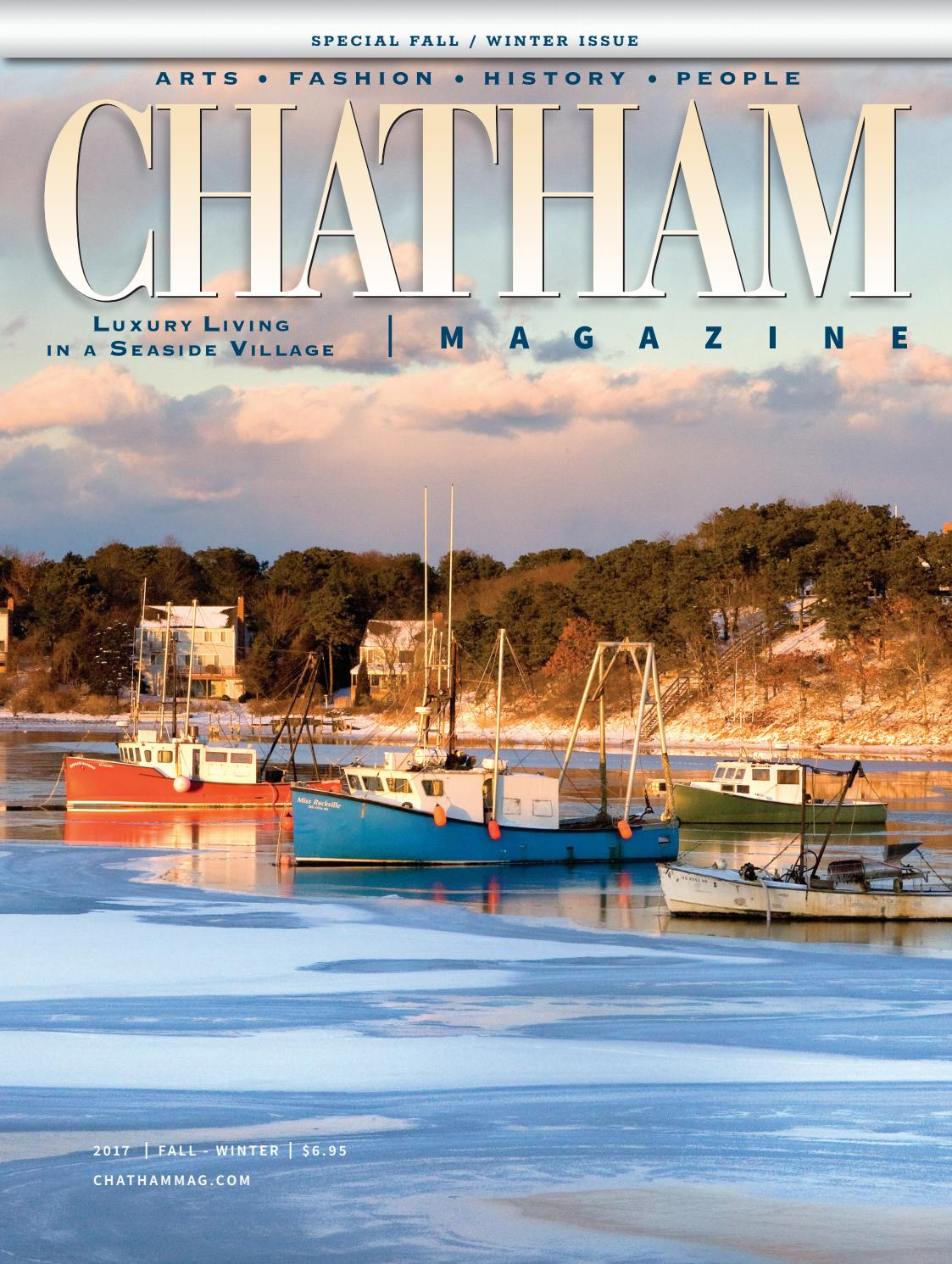 Chatham Magazine Fall Winter 2017 By Lighthouse Media Solutions Postcard Of Tango Dance Steps Diagram Ebay Issuu