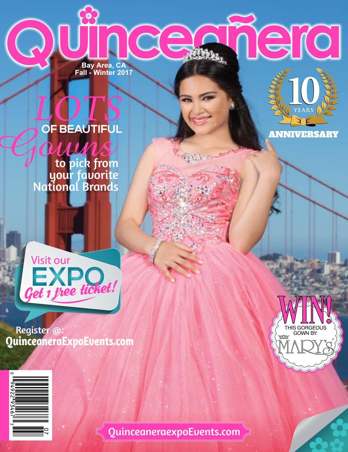 Quinceanera Magazine Bay Area Sept 2017 by Quinceañera Magazine - issuu