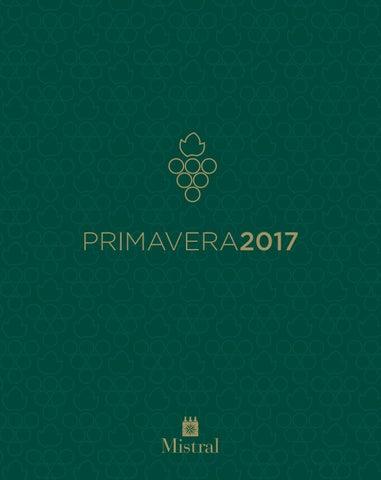 Catálogo Mistral Primavera 2017 by Mistral Importadora - issuu 4ea26d308d