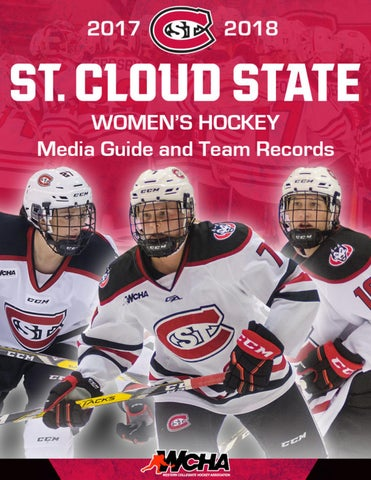 2017-18 St. Cloud State Women s Hockey Media Guide   Team Records by ... 3d9f3e90a