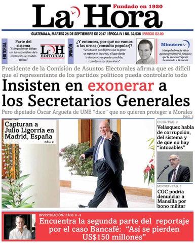 La Hora 26-09-2017 by La Hora - issuu 07ef5488348d6