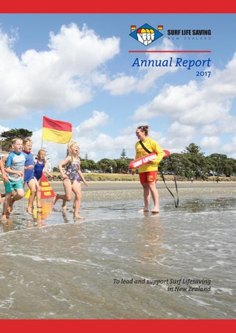 29ff448242e Surf Life Saving New Zealand - Annual Reports