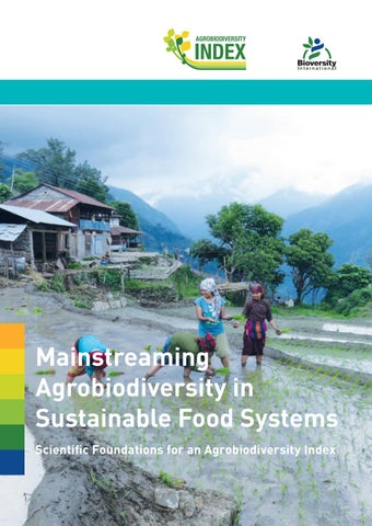 77de0d80c Mainstreaming Agrobiodiversity in Sustainable Food Systems by Canoa ...
