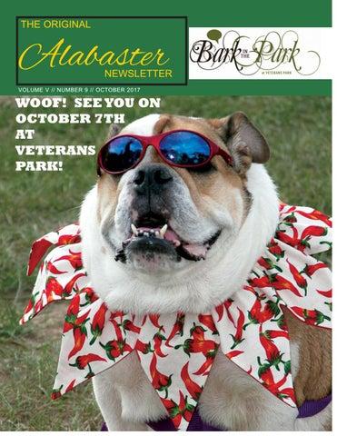 dd94b16c1c8 Alabaster Newsletter October 2017 by The Original Alabaster ...