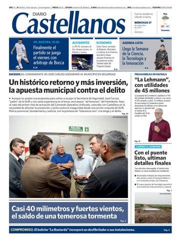 Diario Castellanos 27 09 by Diario Castellanos - issuu b3542fb7d10