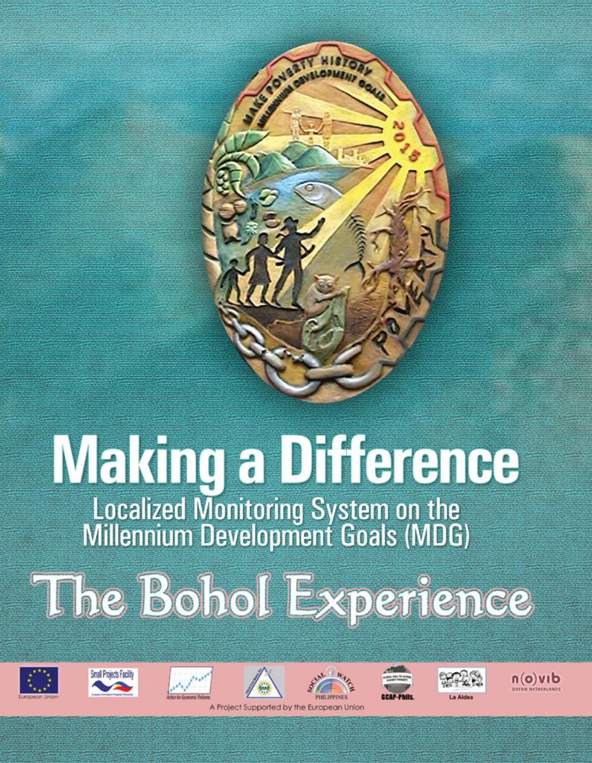 75121217371 The Bohol Experience by Nanie Gonzales - issuu