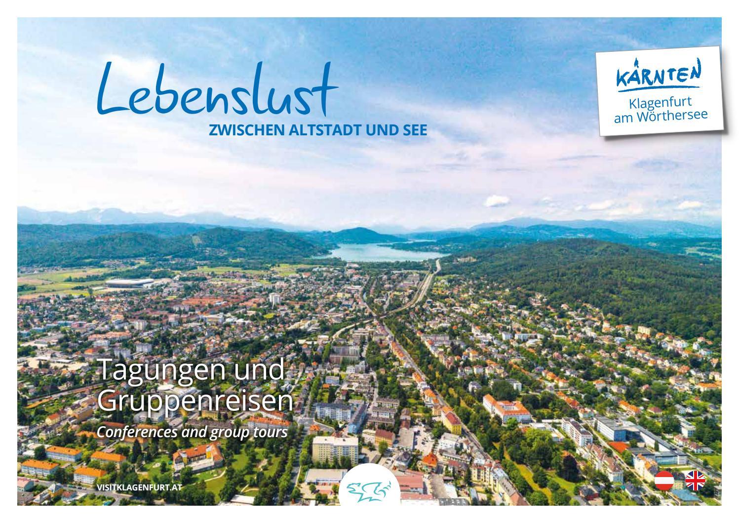 Tagungen und Gruppenreisen in Klagenfurt am Wörthersee 2017 by ...