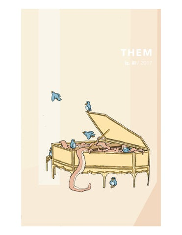 Them Is Iii 2017 By Them Lit Issuu