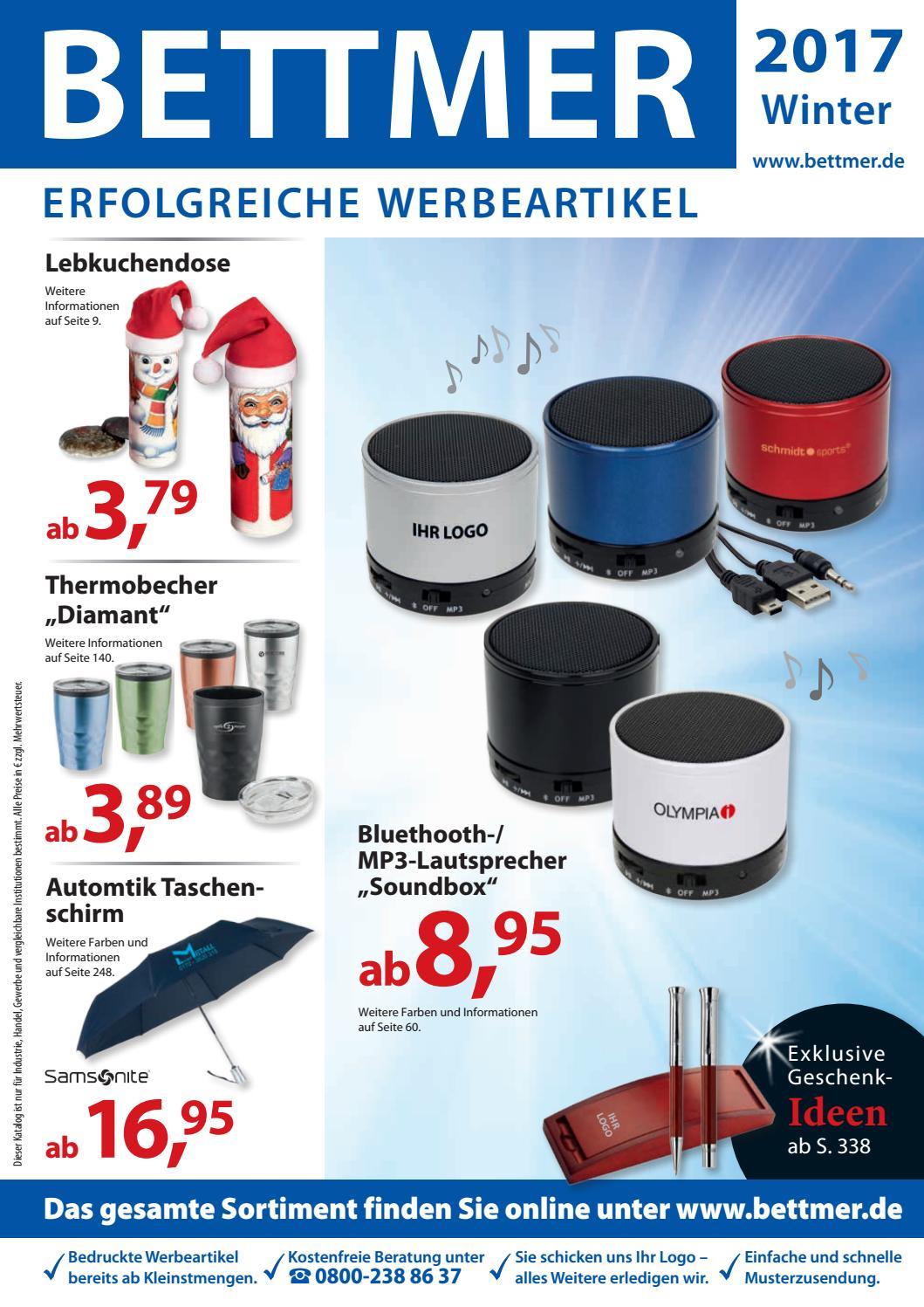 BETTMER Katalog Winter 2017 by Bettmer GmbH - issuu