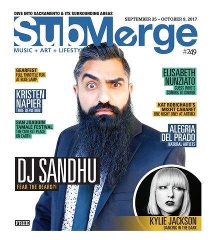 Submerge Magazine: Issue 249 (September 25 - October 9, 2017) by
