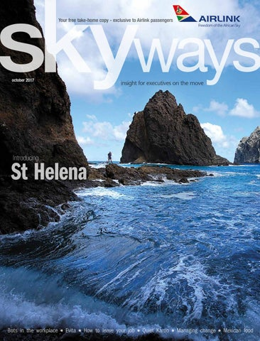 Skyways October 2017