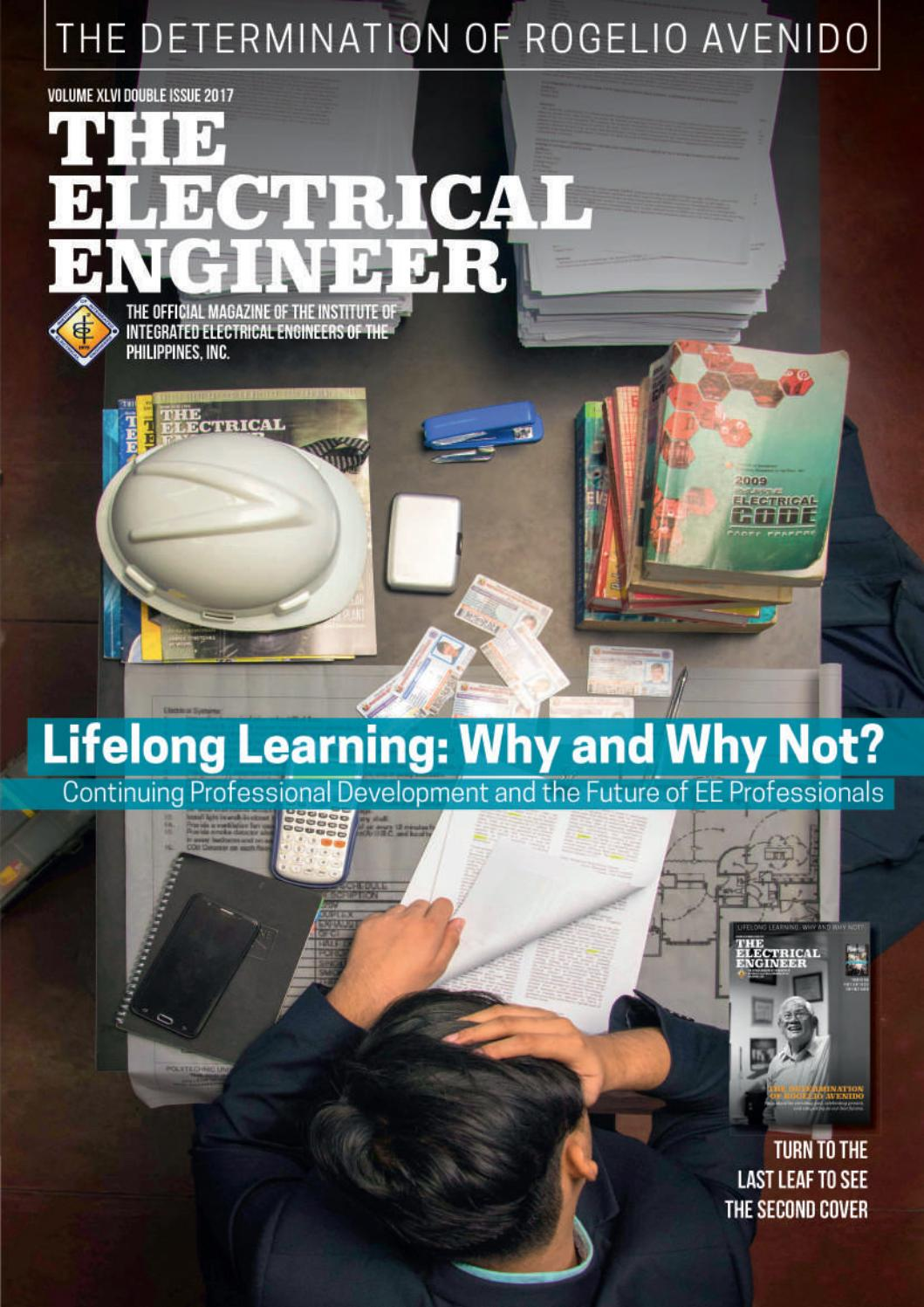 The Electrical Engineer Volume Xlvi Double Issue 2017 By Ee Magazine Circuit And Afci Diy Chatroom Home Improvement Forum Issuu