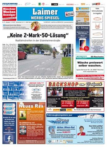 KW 39-2017 by Wochenanzeiger Medien GmbH - issuu