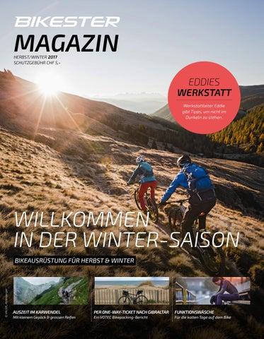 Bikester Magazin HW 17 by bikester.ch issuu