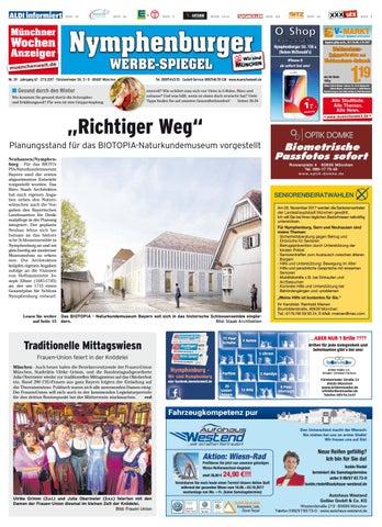 KW 39 2017 By Wochenanzeiger Medien GmbH   Issuu