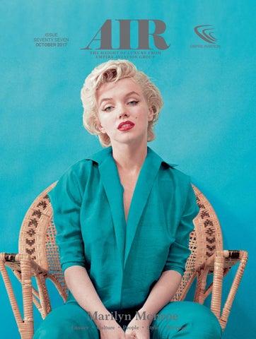 Air Magazine - Empire - October'17