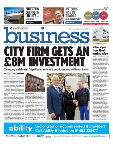 75d3f4c71c Hull september business editions 2017 by Humber Business - issuu