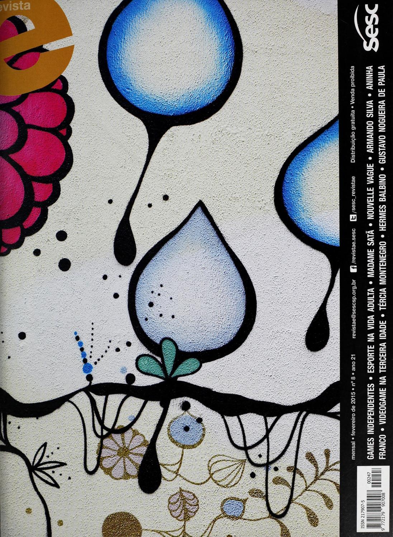 3359551886 Revista E - Fevereiro de 2015 - ANO 21 - Nº 8 by Sesc em São Paulo - issuu