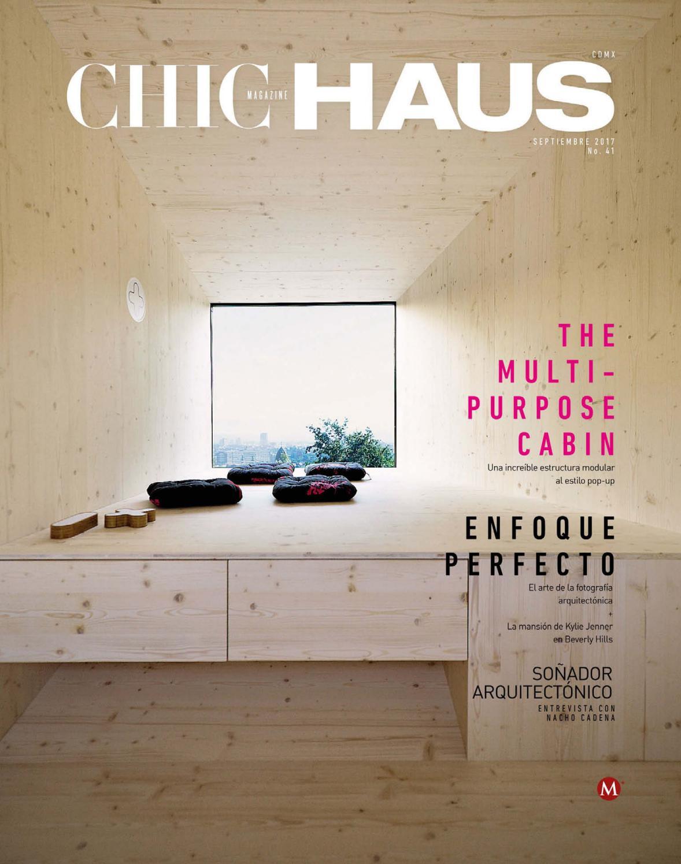 Chic Haus Nacional, núm. 041, sep/2017 by Chic Haus Nacional - issuu