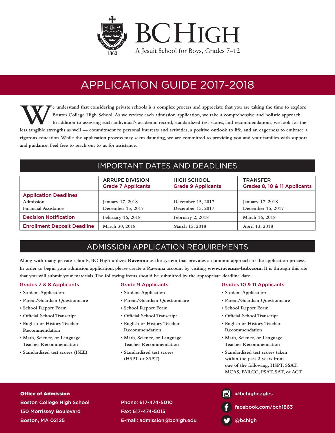 college application deadlines january 15