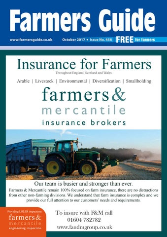 a1246a9bf Farmers Guide October 2017 by Farmers Guide - issuu