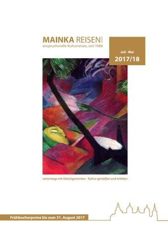 san francisco 7debc e91a7 Mainka Reisen Katalog Juli-Mai 2017 by Gerryland AG - issuu