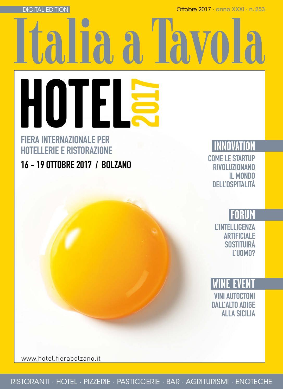 Italia a Tavola 253 Ottobre 2017 by Italia a Tavola - issuu 062f8d1a8497