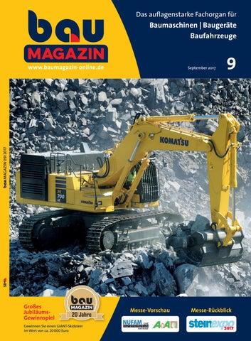 bauMAGAZIN September 2017 by SBM Verlag GmbH - issuu