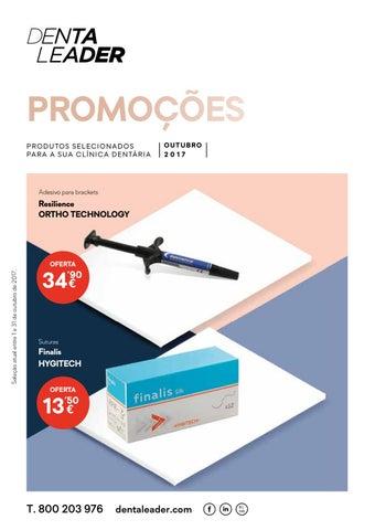 e237fe8b0 Promoções Dentaleader Outubro 2017 by Dentaleader - issuu