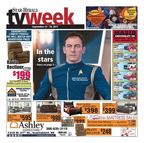 Tv Week 9 23 17