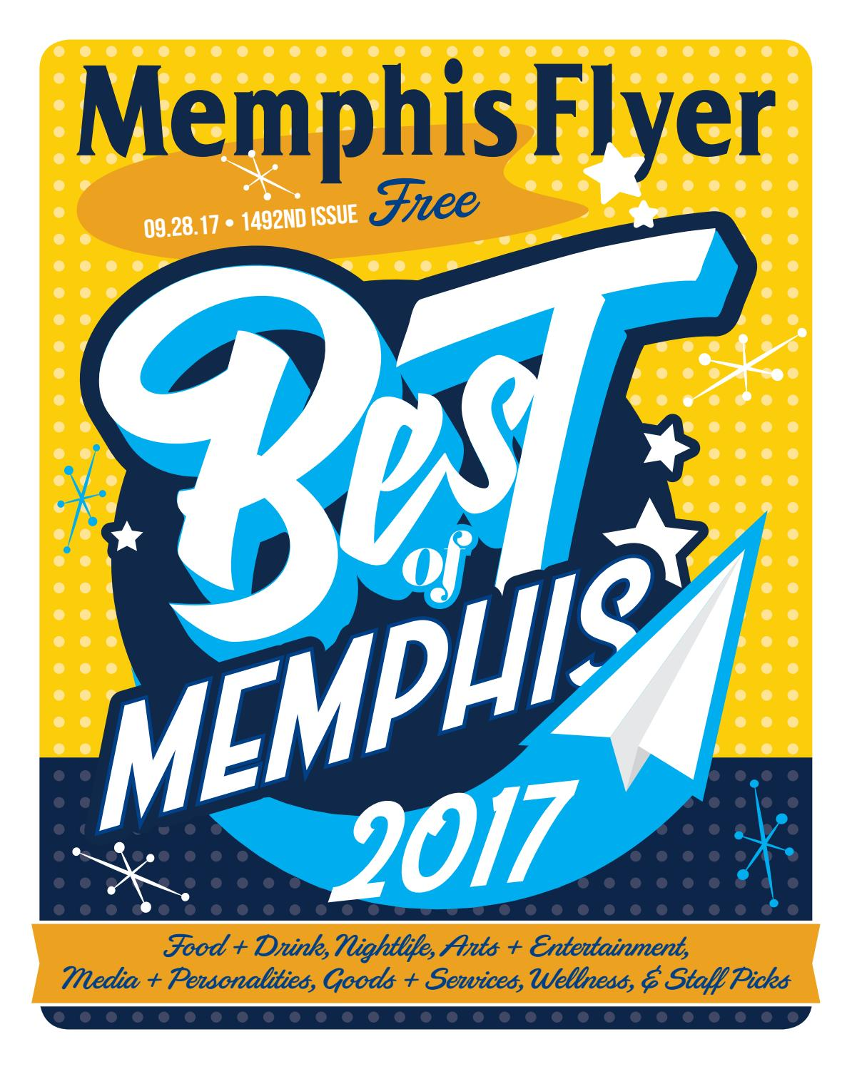 Memphis Flyer 9.28.17 by Contemporary Media - issuu
