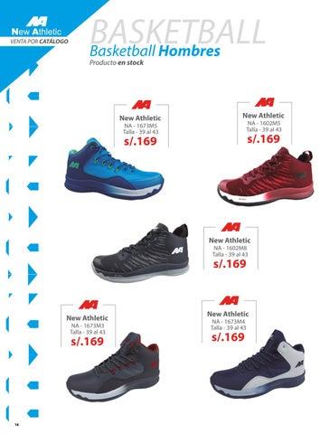 64a7cfc6 VENTA POR CATĂ LOGO. BASKETBALL Basketball Hombres Producto en stock. New  Athletic