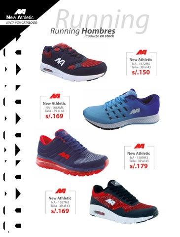 8f471e43 Catálogo New Athletic - 3era Edición by New Athletic Catálogos - issuu