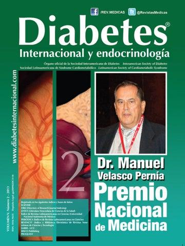 Revista de metabolismo endocrinológico y diabetes
