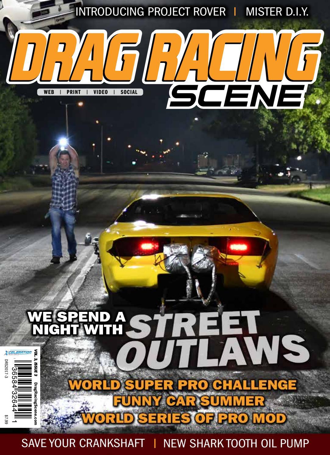 Drag Racing Scene Fall 2017 By Xceleration Media Issuu Kompresor Mercy Boxer Bebybenz Denso